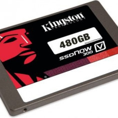 Kingston SSDNow V300, 480GB SSD, 2.5 inch, w/Adapter