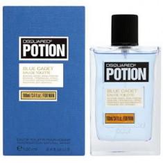 Dsquared2 Potion Blue Cadet Eau De Toilette 100ml - Parfum barbati Dsquared2, Apa de toaleta
