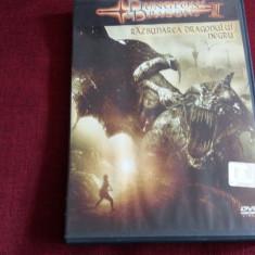 FILM DVD DUNGEONS & DRAGONS II, Romana
