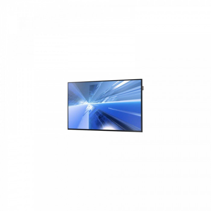 Televizor LED Samsung ,Dis Public, 40'', DC40E, DVI, VGA, HDMI, negru foto mare