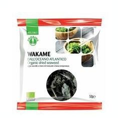 Alge Wakame Bio Probios 50gr Cod: 8018699020812 - Peste si fructe de mare