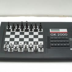 Joc sah Staitek GK-2000 - cu computer asistare. - Set sah