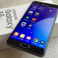 Samsung galaxy a5 2016 - Telefon Samsung, Negru, Neblocat, Single SIM