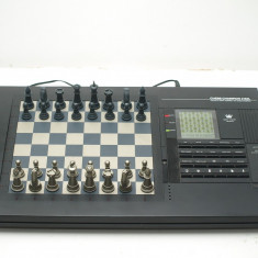 Joc sah Radio Shack Chess Champion 2150L - cu computer asistare. - Set sah