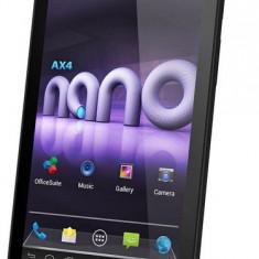 Tableta Allview AX4 Nano 3G 1 An Garantie FULL BOX !, 7 inch, 8 Gb, Wi-Fi + 3G
