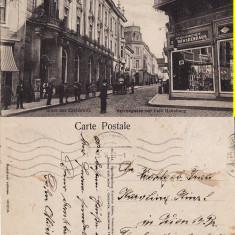 Cernauti ( Bucovina )- rara - Carte Postala Bucovina pana la 1904, Circulata, Printata