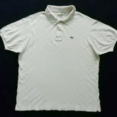 Tricou Lacoste Made in France; marime 8 (XXXL), vezi dim.; impecabil, ca nou - Tricou barbati, Culoare: Din imagine, Maneca scurta