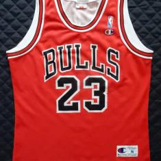 Tricou Champion USA NBA Jordan 23. Marime M: 56 cm bust, 73 cm lungime etc., Culoare: Din imagine, Marime: M