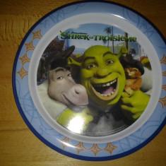 Farfurie copii Shrek NIP