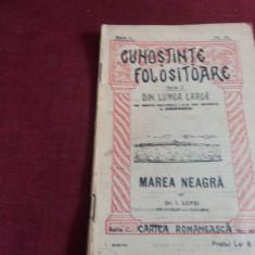 I LEPSI - MAREA NEAGRA - Carte veche