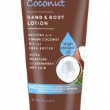 Crema hidratanta Jason cu ulei de cocos pentru maini si corp, 227 g