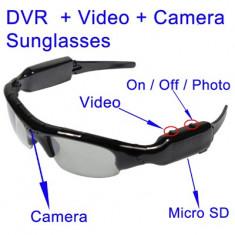 Ochelarii sport camera video HD Ochelari Spion Camera Ascunsa Ochelari spy cam