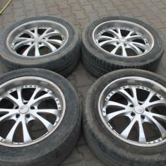 Roti jante genti Audi Q5, A7, A6, A5, vw tiguan R20 fara cauciucuri - Janta aliaj, 8, 5, Numar prezoane: 5, PCD: 112