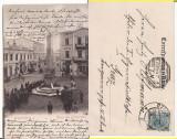 Cernauti ( Bucovina )- clasica,  rara, Circulata, Printata
