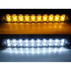 Lumini de ZI cu semnalizare DRL LED AL-TCT-2237, Universal