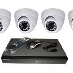 Sistem supraveghere video cu acces online