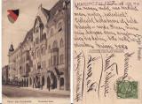 Cernauti ( Bucovina )- rara, Circulata, Printata