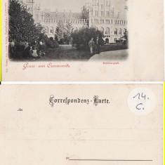 Cernauti ( Bucovina )- clasica,  rara, edit. Leon Konig