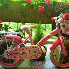 Bicicleta fete in stare foarte buna pt 5-8 ani