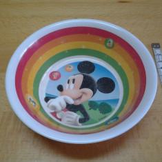 Mickey Mouse / bol - farfurie copii NIP