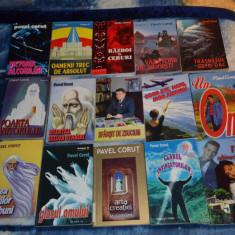 Colectie 15 carti Pavel Corut - Carte de colectie