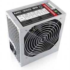 Sursa Modecom MC-300-85, 300W, ventilator 120 mm, PFC activ