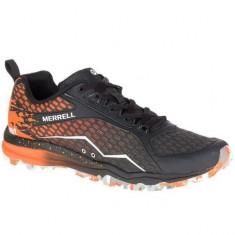 Pantofi Merrell ALL OUT CRUSH TOUGH MUDDER (MRL-J37401) - Pantofi barbat Merrell, Marime: 41, 42, 43, 44, 45, 46, Culoare: Orange