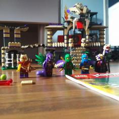 LEGO Ninjago - Intrarea în Templul șerpilor (70749), cel mai bun pret de pe net!