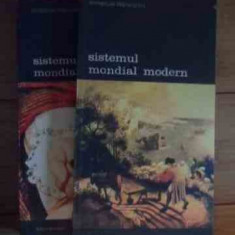 Sistemul Mondial Modern Vol.1-2 - Immanuel Wallerstein ,536224
