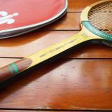 Racheta tenis lemn Erbacher Sphinx - Racheta tenis de camp, Adulti