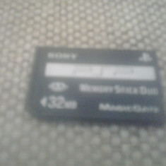 Card Memorie 32 MB - PSP - PlayStation
