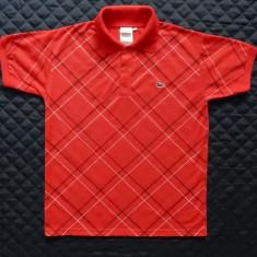 Tricou Lacoste Made in France; marime M, vezi dimensiuni; impecabil, ca nou - Tricou barbati, Marime: M, Culoare: Din imagine, Maneca scurta