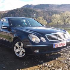 Vând Mercedes E 220 Elegance, An Fabricatie: 2004, Motorina/Diesel, 186000 km, 2148 cmc, Clasa E