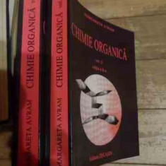 Chimie Organica Vol. 1-2 - Margareta Avram, 536289 - Carte Chimie