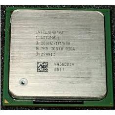PROCESOR SOCKET 478 INTEL PENTIUM 4 3, 20GHZ/1M/800 HT MODEL SL7E5 FUNCTIONAL - Procesor PC Intel, Numar nuclee: 1, Peste 3.0 GHz