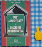 Drept administrativ si procedura administrativa Emil Balan