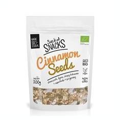 Snack Bio Seminte Cocos Scortisoara Diet Food 200gr Cod: 5906395147236 - Panificatie