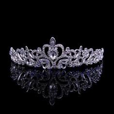 Diadema coronita tiara mirasa cristale tip Swarovski - Tiare mireasa