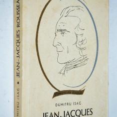 Jean-Jacques Rousseau Dumitru Isac