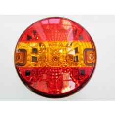 Lampa Stop Remorca Rulota Camion pe LED SMD 12v / 24V AL-TCT-5050
