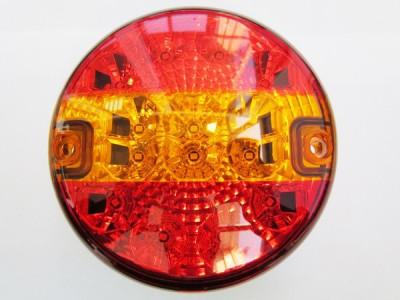 Lampa Stop Remorca Rulota Camion pe LED SMD 12v / 24V AL-TCT-5050 foto