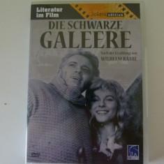 Die Schwarze Gallere - Film comedie Altele, DVD, Altele