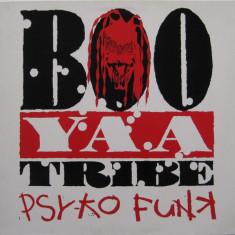 Boo-Yaa T.R.I.B.E. - Psyko Funk 1990 disc vinil Maxi Single Hip Hop - Muzica Hip Hop