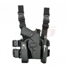 ACM toc pistol cu platforma modulara pentru Glock Negru