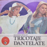 Tricotaje dantelate - Carte folclor