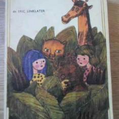 Vantul Din Luna - Eric Linklater, 397018 - Carte Basme