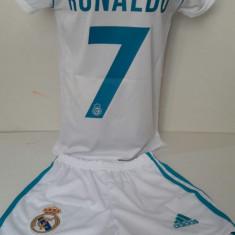 Echipament  fotbal pentru copii Real Madrid Ronaldo marimea 176, Alta