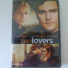 Two Lovers - Film drama Altele, DVD, Spaniola