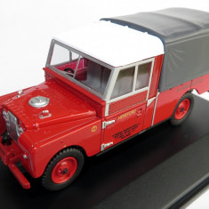 OXFORD Land Rover series 1 pompieri Hereford 1949  1:43