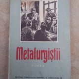 METALURGISTII-ALEXANDR BALINOV - Roman